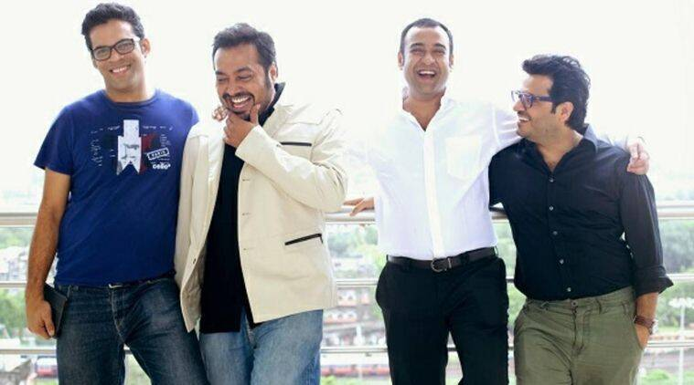 Anurag Kashyap and partners announce dissolution of Phantom Films