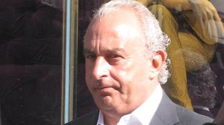 Topshop's Philip Green named in UK Parliament at centre of #MeToo scandal