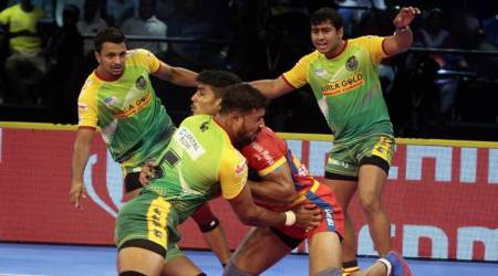 Patna Pirates pull-off thrilling win over UP Yoddha