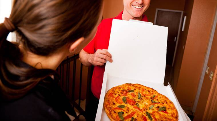 pizza deliver, pizza delivery for terminally ill man, pizza delivery for dying man, pizza delivery 200 miles away, good news, stranger kindness, indian express, viral news, indian express