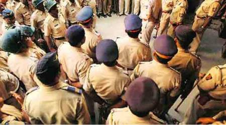 Hamirpur: Procession stopped midway last week, taken out amid tight security