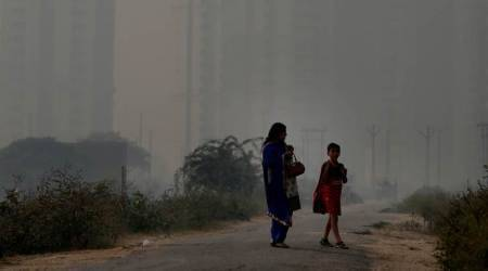 punjab air quality, punjab air pollution, delhi air pollution, delhi air quality, arvind kejriwal, environment news, indian express