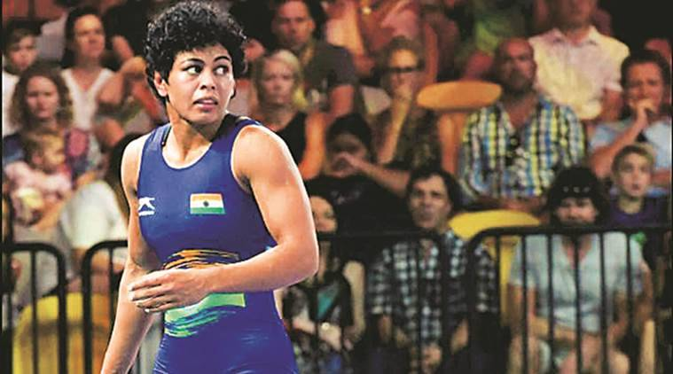 pooja dhanda wrestling, world championship, pooja dhanda bronze medal, india wrestling, wrestling news, indian express dhanda