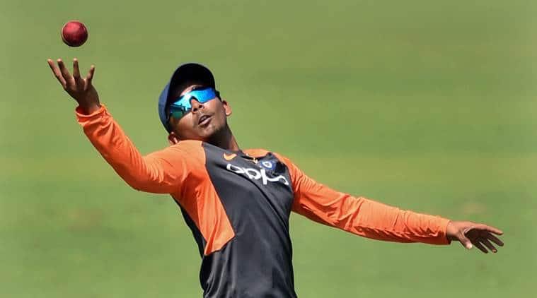 India vs Australia: Prithvi Shaw resumes road to recovery