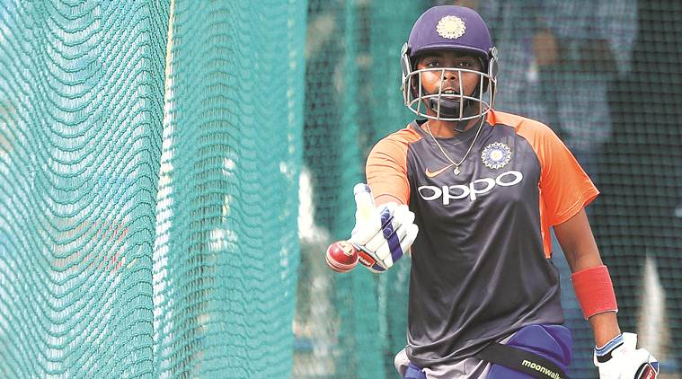 Prithvi Shaw injury update: 19-year-old says will be fit before IPL 2019