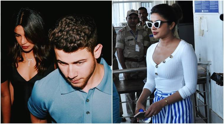 Priyanka Chopra, Nick Jonas, Priyanka Chopra latest news, Priyanka Chopra updates, Nick Jonas latest news, Priyanka Chopra Nick Jonas updates, Priyanka Chopra Nick Jonas Jodhpur, The Sky Is Pink, celeb fashion, bollywood fashion, indian express, indian express news
