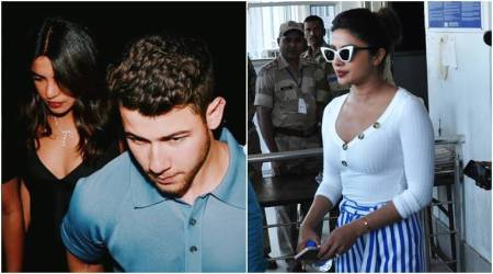 Priyanka Chopra, Nick Jonas keep it casual yet stylish in basics