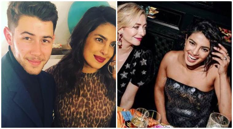 Priyanka Chopra Nick Jonas relationship wedding latest photos videos