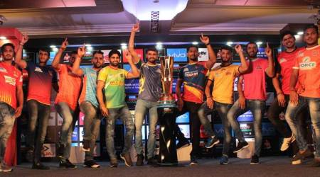 Pro Kabaddi League 2018 Schedule, Fixtures, Teams, Time Table, Players List, Squad, Match List