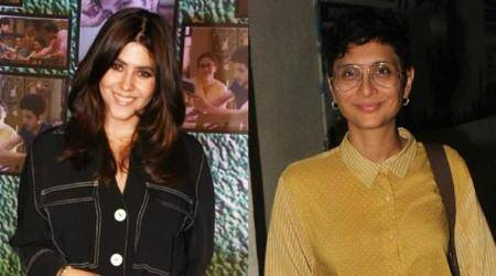 ekta kapoor and kiran rao