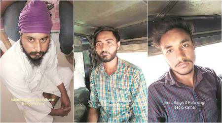Lucknow: Three held, cops claim failed plot to attack former PunjabCM