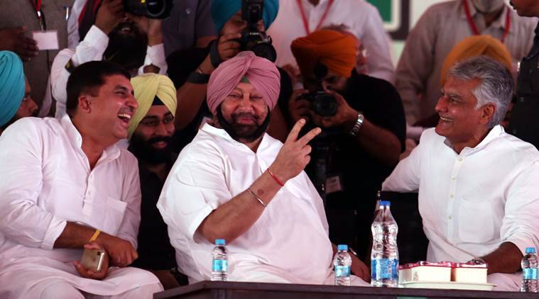 Punjab rallies, Panthic issues, SAD rally, AAP rally, Punjab Congress rally