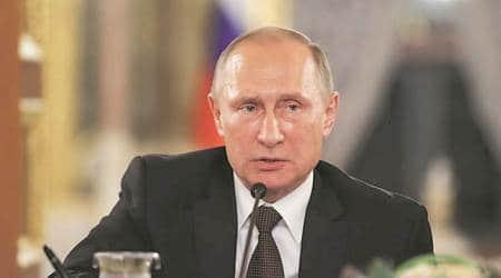 Russian President Vladimir Putin. (File)