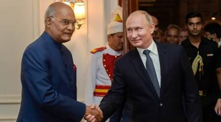 Modi-Putin summit: List of eight pacts signed between India andRussia