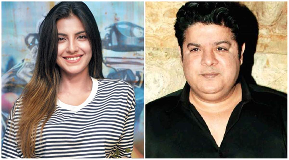 Rachel White on Sajid Khan: I had met the creepiest man in my entire life | Entertainment News,The Indian Express