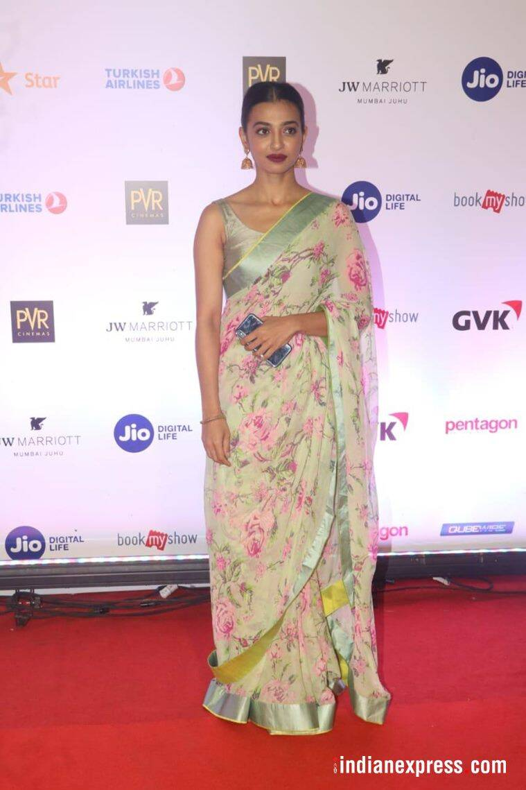 radhika apte at mami