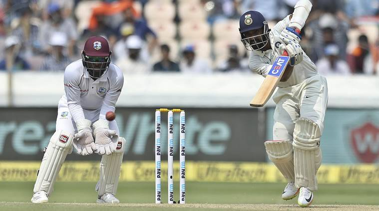 India vs West Indies 2nd Test Day 2 Live Cricket Streaming