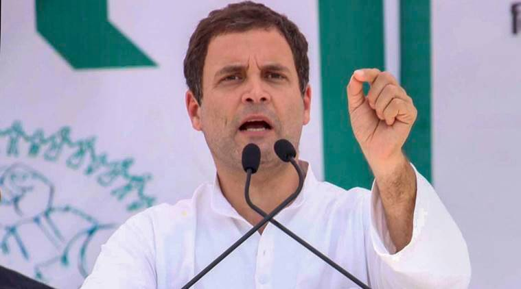 Out of power, Rahul Gandhi forced to remember soldiers: BJP