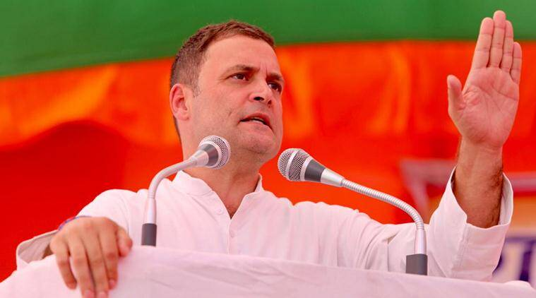 Campaigning in Chhattisgarh, Rahul Gandhi asks PM Modi to explain Rafale deal to country