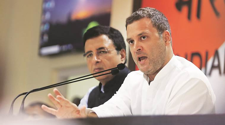 Rafale row: PM corrupt, should resign if he can't respond to charges, says Rahul; BJP hits back
