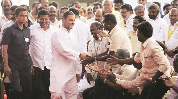 Temple of modern India, HAL being ruined, says Rahul Gandhi