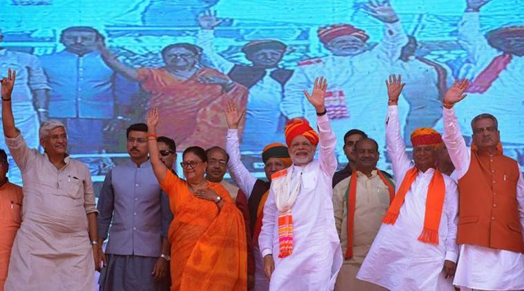 SC/ST seats: BJP tally dives, worst in areas hit by bandh violence in Rajasthan