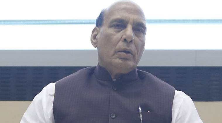 No inhumane action taken against illegal immigrants: Rajnath Singh