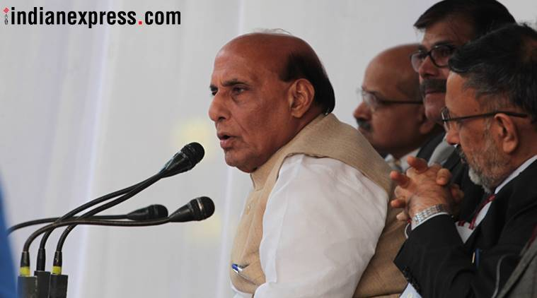 No One Can Question Modi's Honesty, For Whom Will He Amass Wealth: Rajnath Singh