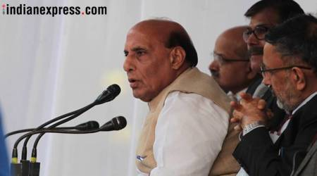 Union Minister Rajnath Singh. (File)