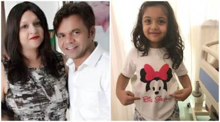 Rajpal Yadav, wife Radha Yadav blessed with a baby girl