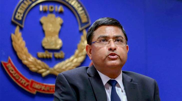 Special director Rakesh Asthana moved out of CBI