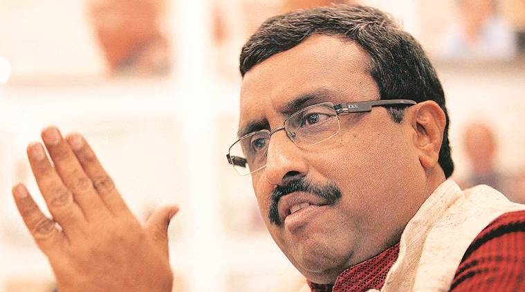 Citizenship Bill row: Obligation to help religious minorities in neighbouring countries, says Ram Madhav in Assam