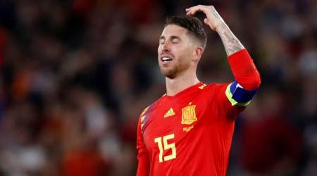 'Lazy' midfield, 'suicidal' defence, Spain stung by Englandloss