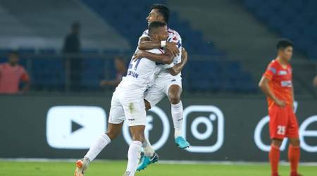ISL 2018/19: Rana Gharami's first half wonder strike cancelled out, FC Pune City steal a point in Delhi