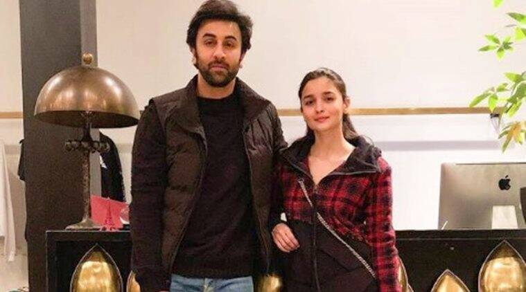 Lovebirds Ranbir Kapoor and Alia Bhatt twin and stroll in NYC!
