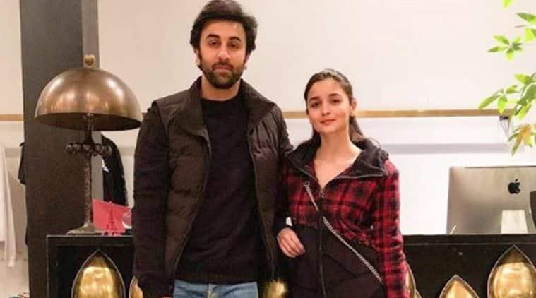 Alia Bhatt joins Ranbir Kapoor in New York