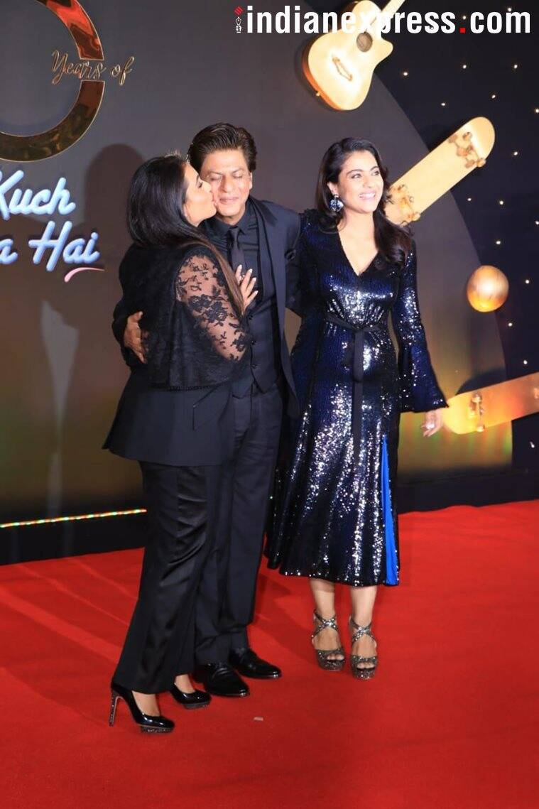 rani mukerji and shah rukh khan
