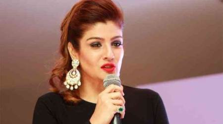 Raveena Tandon booked for 'hurting religious sentiments'. amritsar, amritsar police