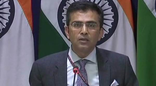 In talks with US to decide when Donald Trump can visit India: MEA