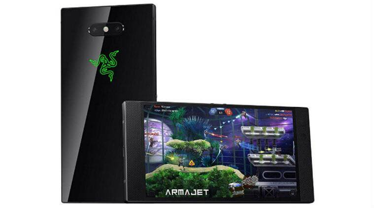 Razer Phone 2 with new body and better specifications