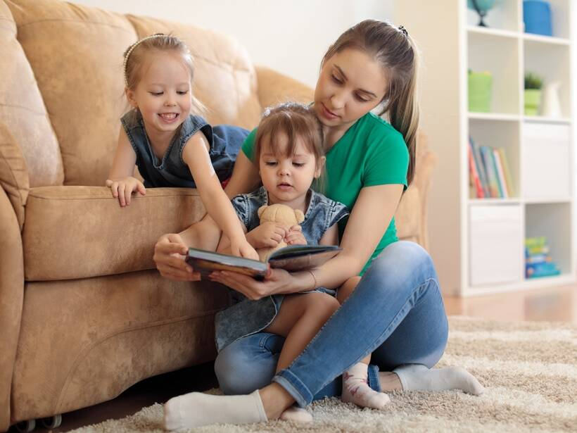 early childhood, raising readers