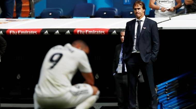 Real Madrid slump to third straight loss despite ending record goal drought