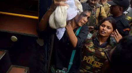 Police decline protection to activist Rehana Fathima for Sabarimala visit