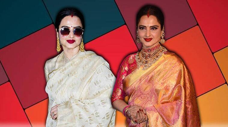 Happy Birthday Rekha The Enduring Fame And Pain Of
