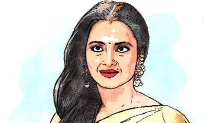 The enduring fame, and pain, of Bollywood's original diva Rekha