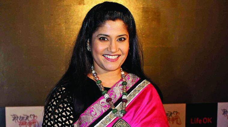 renuka shahane on television being women oriented
