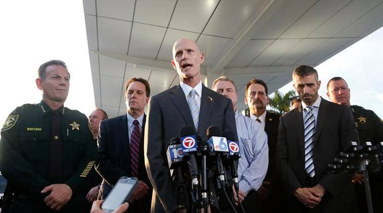 Rick Scott, Florida governor, Indian Express
