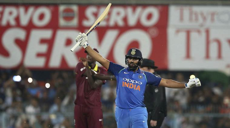 India vs West Indies, 1st ODI: Rohit Sharma scores 20th ODI century