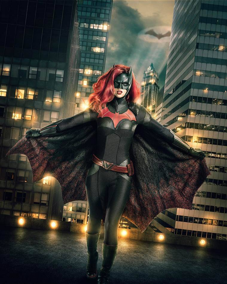 Ruby Rose's Batwoman