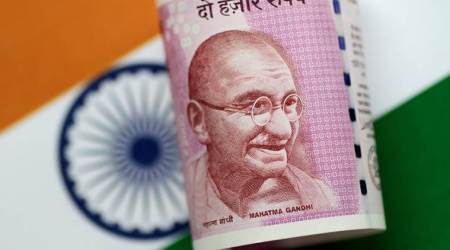 Rupee opens at 72.18 against dollar in early trade